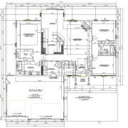 575 Mary Way - Layout Plan